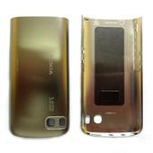 Nokia C3-01 Крышка задняя бледное золото, 0258396 (оригинал)