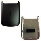 Nokia 701 Крышка батарейная темная сталь, 0259088 (оригинал)