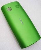 Nokia 500 Крышка задняя зеленая, 0259403 (оригинал)