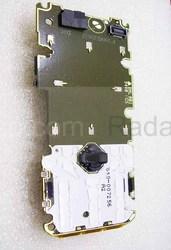 Nokia 3230 Плата с камерой, джойстиком и мембраной клавиатуры, 0263747 (оригинал), radan-osp.com - оригинальные комплектующие, фото