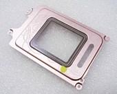 Nokia 7390 Рамка малого дисплея розовая, 0264373 (оригинал)