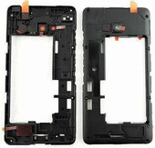 Microsoft Lumia 640 Средняя часть корпуса (шасси) 3G, 02643C4 (оригинал)
