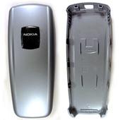 Nokia 2600 Крышка батарейная голубая, 0266302 (оригинал)