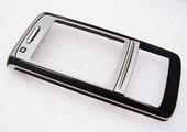 Nokia 6280/ 6288 Панель передняя темно-серебристая, 0266768 (оригинал)