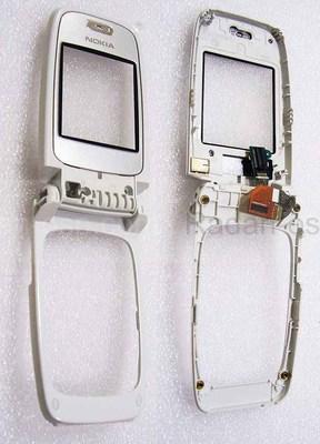 Nokia 6101 Крышка внутренняя белая, 0266828 (оригинал)
