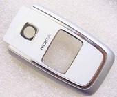 Nokia 6101 Панель передняя белая, 0266832 (оригинал)