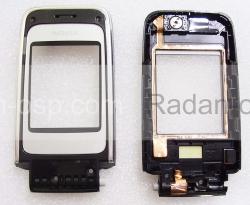 Панель со стеклом и передней крышкой дисплея Nokia 6125, 0268172 (оригинал), radan-osp.com - оригинальные комплектующие, фото