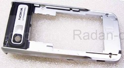 Панель задняя Nokia 3230 (основа), 0268425 (оригинал), radan-osp.com - оригинальные комплектующие, фото