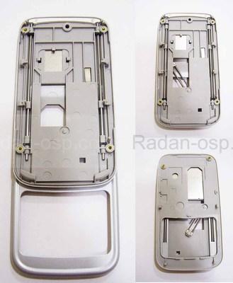 Nokia 5300 Механизм сдвижной серебристый, 0269290 (оригинал)