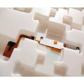 Nokia 5530xm Шлейф соединительный с разъемом гарнитуры и датчиками сенсорных кнопок в сборе, 02693P2 (оригинал)