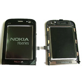 Nokia N78 Стекло дисплея, 0269795 (оригинал)