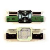 Sony T650I Клавиатура функциональная, Green, 1200-0794 (оригинал)
