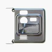 Sony C702 Панель камеры, Metal Silver, 1205-2094 (оригинал)