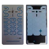 Sony Z770I Клавиатура набора номера русс./ лат, Black/ Silver, 1205-3590 (оригинал)