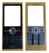 Sony R300 Клавиатура набора номера русс./ лат., Black, 1208-4132 (оригинал)