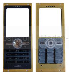 Sony R300 Клавиатура набора номера русс./ лат., Black, 1208-4132 (оригинал), radan-osp.com - оригинальные комплектующие, фото