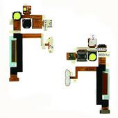 Sony T700 Шлейф камеры в сборе с бузерами, боковыми кнопками и гнездом камеры, 1209-2632 (оригинал)
