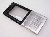 Sony T700 Передняя панель корпуса с защитным стеклом дисплея, 1213-8279 (оригинал)