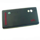 Sony W705 Крышка аккумулятора, Black, 1215-0623 (оригинал)