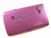 Sony Xperia mini Pro U20I Крышка аккумулятора, Pink, 1236-3545 (оригинал)
