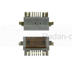 Разъем micro-USB Sony IS11S/ LT15i/ LT18i/ MT11i/ MT15i/ ST27i, 1237-1932 (оригинал), radan-osp.com - оригинальные комплектующие, фото