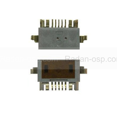 Разъем micro-USB Sony IS11S/ LT15i/ LT18i/ MT11i/ MT15i/ ST27i, 1237-1932 (оригинал)
