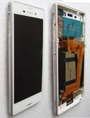 Дисплей с сенсором в сборе DS Sony Xperia M4 Aqua E2312/ E2333 (White), 124TUL0014A (оригинал)