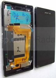 Дисплей с сенсором DS Sony Xperia M4 Aqua Dual E2312/ E2333/ E2363 (Black), 124TUL0015A (оригинал), radan-osp.com - оригинальные комплектующие, фото