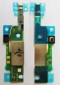 Антенный модуль с микрофоном Sony Xperia M4 Aqua E2303/ E2312/ E2333, 124TUL0018A (оригинал)