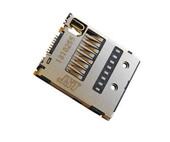 Считыватель Micro SD-карты Sony D6503/ D5503/ D5322/ D5303/ SGP521/ SGP511/ C6602/ C6603/ C6902/ C6903/ C6906, 1254-2021 (оригинал)