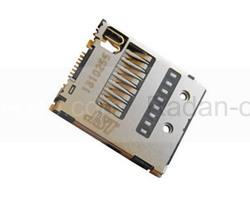 Считыватель Micro SD-карты Sony D6503/ D5503/ D5322/ D5303/ SGP521/ SGP511/ C6602/ C6603/ C6902/ C6903/ C6906, 1254-2021 (оригинал), radan-osp.com - оригинальные комплектующие, фото