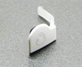 Sony ST27i Заглушка разъема наушников, White, 1262-1947 (оригинал)
