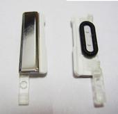 Sony LT25i Заглушка разъема MicroUSB, White, 1265-6191 (оригинал)