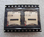 Считыватель SIM-карты Sony C6802/ C6902/ D5503/ D6502/ D6503/ SGP511/ SGP521, 1271-9742 (оригинал)