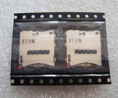 Зчитувач SIM-карти Sony C6802/ C6902/ D5503/ D6502/ D6503/ SGP511/ SGP521, 1271-9742 (оригінал)
