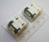 Разъем MicroUSB Sony SGP511/ SGP611/ SGP612/ SGP621 (Xperia Tablet Z2, Z3), 1277-3470 (оригинал)