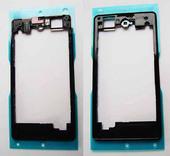 Средняя часть Sony D5503 Xperia Z1 Compact, Black, 1278-5760 (оригинал)