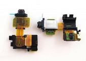 Разъем наушников Sony Xperia Z3 D6603/ D6616/ D6643, 1280-6835 (оригинал)