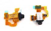 Разъем аудио Sony Xperia Z3 compact D5803/ D5833 с датчиком света, 1281-6825 (оригинал)
