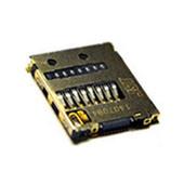 Считыватель Micro SD-карты Sony Xperia Z3, Xperia Z3 Tablet D6633/ D6603/ SGP611/ SGP612/ SGP621, 1281-9124 (оригинал)