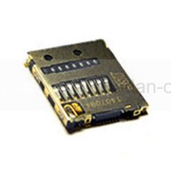 Считыватель Micro SD-карты Sony Xperia Z3, Xperia Z3 Tablet D6633/ D6603/ SGP611/ SGP612/ SGP621, 1281-9124 (оригинал), radan-osp.com - оригинальные комплектующие, фото