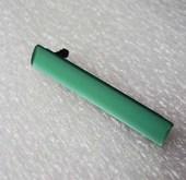Sony D5803/ D5833 Заглушка разъема SIM, Green, 1284-3488 (оригинал)