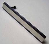 Заглушка разъема USB Sony Xperia Z2 D6502/ D6503 (Black), 1284-6808 (оригинал)