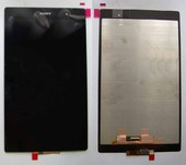 Sony Xperia Tablet Z3 Дисплей с сенсором в сборе - SGP611/ SGP612/ SGP621 (Black), 1287-0444 (оригинал)