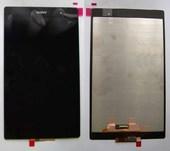 Sony Xperia Tablet Z3 Дисплей з сенсором в зборі - SGP611/ SGP612/ SGP621 (Black), 1287-0444 (оригінал)