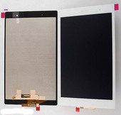 Sony Xperia Tablet Z3 Дисплей з сенсором в зборі - SGP611/ SGP612/ SGP621 (White), 1287-0448 (оригінал)