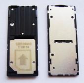 Держатель SIM карты Sony D2533 Xperia C3, 1287-1459 (оригинал)