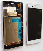 Sony D6633 Сенсор с дисплеем и передней панелью, White, 1288-5870 (оригинал)
