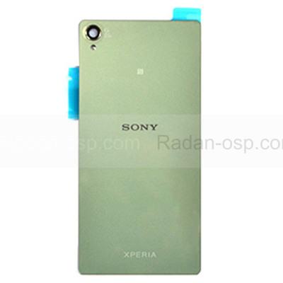 Sony D6603/ D6643/ D6653 Задняя панель, SilverGreen, 1288-7880 (оригинал)