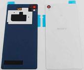 Задняя панель Sony Xperia Z3 Dual D6633 White, 1288-8896 (оригинал)